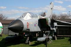 Panavia Tornado GR.1 ZA362/AJ-F