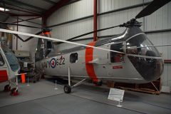 Piasecki HUP-3 Retriever RCN 622 Royal Canadian Navy, The Helicopter Museum Weston-super-Mare