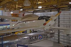 QAC Quickie Q2 C-GRNI,The Hangar Flight Museum Galgary