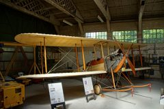 Royal Aircraft Factory B.E.2 2783 RAF, Boscombe Down Aviation Collection, Old Sarum UK