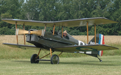 Royal Aircraft Factory SE.5a CF-QGM