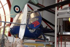 Saro (Saunders-Roe) Skeeter 8 G-APOI, Solent Sky Museum
