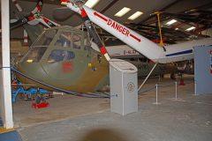 Saunders Roe Skeeter AOP Mk.12 XL811 RAF, The Helicopter Museum Weston-super-Mare