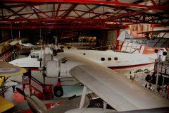Short S-25 Sandringham IV VH-BRC Ansett Flying Boat Services, Solent Sky Museum