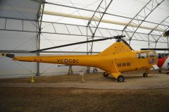 Sikorsky S-51 Dragonfly 9607/VC-GBC RCAF, The Hangar Flight Museum, Galgary