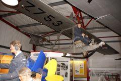 Slingsby T.38 Grasshopper TX.1 WZ753 RAF, Solent Sky Museum