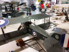 Sopwith Baby N2078 Fleet Air Arm, Fleet Air Arm Museum
