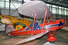 Stampe-Vertongen SV-4C G-AMPI private, IWM – Imperial War Museum Duxford