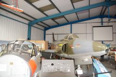 Supermarine Swift FR.5 WK281 RAF, Tangmere Military Aviation Museum