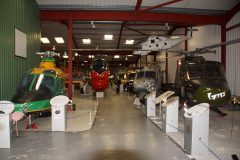 The Helicopter Museum, Weston-super-Mare, United Kingdom