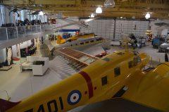 The Hangar Flight Museum, Galgary