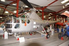 Westland Dragonfly HR Mk.5 WG719 Royal Navy, The Helicopter Museum Weston-super-Mare