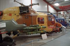 Westland Lynx 3 ZE477, The Helicopter Museum Weston-super-Mare