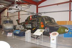 Westland Lynx 800 G-LYNX, The Helicopter Museum Weston-super-Mare