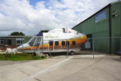 Westland WG30-100 N5840T Airspur, The Helicopter Museum Weston-super-Mare