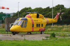Westland WG30 Series 200 G-ELEC, The Helicopter Museum Weston-super-Mare