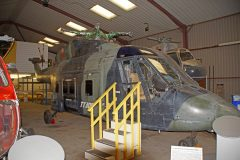 Westland WG30 Series 300 G-HAUL,The Helicopter Museum Weston-super-Mare