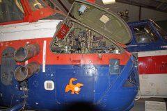 Westland Wessex HAS Mk.1 XM330 Royal Aircraft Establishment RAF, The Helicopter Museum Weston-super-Mare