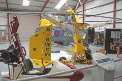 Westland Wessex HAS Mk.3 Barnett J4B G-BWCW, The Helicopter Museum Weston-super-Mare