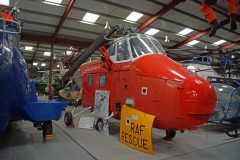 Westland Whirlwind HAR Mk.10 XD163 RAF, The Helicopter Museum Weston-super-Mare