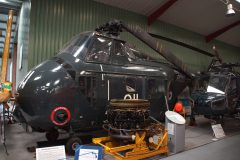 Westland Whirlwind HAS Mk.7 XK940/911/T Royal Navy, The Helicopter Museum Weston-super-Mare