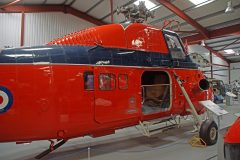 Westland Whirlwind HCC Mk.4 XV733 Queens Flight RAF, The Helicopter Museum Weston-super-Mare