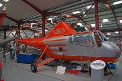 Westland Widegon 2 G-AOZE, The Helicopter Museum Weston-super-Mare