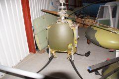 Westland Wideye prototype, The Helicopter Museum Weston-super-Mare