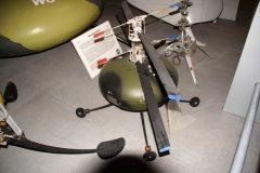 Westland Wisp prototype, The Helicopter Museum Weston-super-Mare
