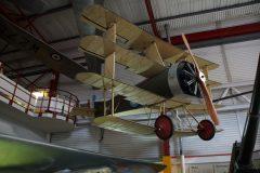 Wight Quadraplane (replica) N546 RAF, Solent Sky Museum