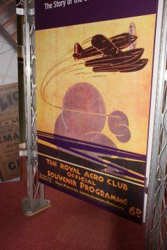affiche, Solent Sky Museum