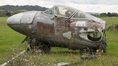 de Havilland DH.115 Vampire T.11 XD616 RAF, Jet Age Museum
