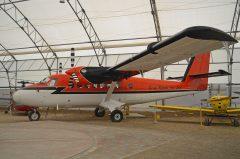de Havilland DHC-6-100 Twin Otter C-FPAT Kenn Borek Air L.t.d. The Hangar Flight Museum