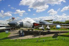 de Havilland Sea Vixen FAW.2 XJ580/131 Royal Navy, Tangmere Military Aviation Museum