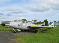 de Havilland Vampire T.11 WZ515/10