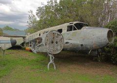Beech TC-45G Expeditor 481 Fuerza Aérea de Chile