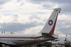 Boeing 707-320B CC-CCG/703 Fuerza Aérea de Chile