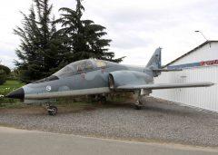 CASA A-36 Halcon 415 Museo Nacional Aeronautico y Del Espacio