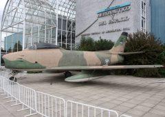Canadair CL-13 Sabre 4 FAH3006 Museo Nacional Aeronautico y Del Espacio