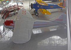 Cessna 195 CC-FCC/0362 Museo Nacional Aeronautico y Del Espacio