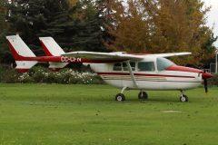 Cessna 337 Skymaster CC-CFN Museo Nacional Aeronautico y Del Espacio
