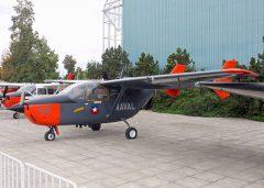 Cessna O-2A Skymaster 331 Museo Nacional Aeronautico y Del Espacio