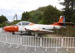 Museo NacionalCessna T-37B Tweety Bird 394 Aeronautico y Del Espacio