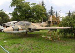 Cessna T-37B Tweety Bird 396 Museo Nacional Aeronautico y Del Espacio