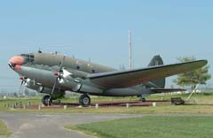 Curtis C-46D Commando 44-77575/13