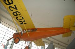 Curtiss B-1 Robin NC9265, San Diego Air & Space Museum