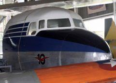 Douglas C-47A Dakota (nose) 10 Museo Nacional Aeronautico y Del Espacio