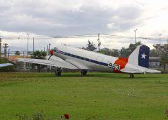 Douglas C-47A Skytrain 963 Museo Nacional Aeronautico y Del Espacio