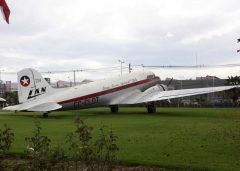 Douglas C-47A Skytrain CC-CLDT LAN Chile Museo Nacional Aeronautico y Del Espacio