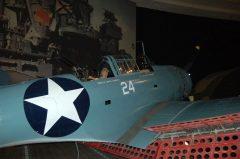 Douglas SBD-4 Dauntless 06900 24 US Navy, San Diego Air & Space Museum